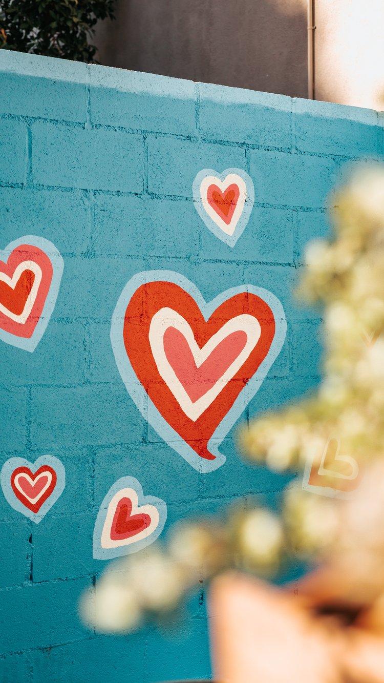 Heart health is beautiful!
